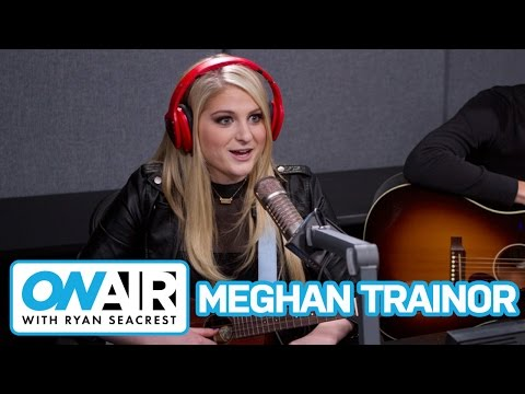 Meghan Trainor Talks Harry Styles Rumors | On Air with Ryan Seacrest