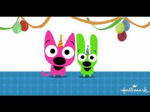 Happy Birthday Song (hoops & yoyo)
