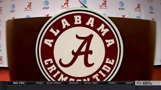 2017 Gameday feature - When Coach Saban Speaks to the Media (HD)