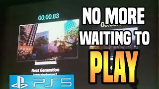 Super Fast PS5 Load Times vs. Ps4 Pro! How Will This Impact NBA 2k20!