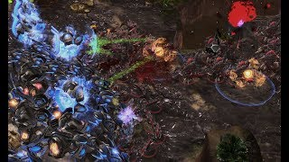 Midrank Madness - ATOY (P) v SuedePritch (Z) on King's Cove - StarCraft 2 - LOTV 2019
