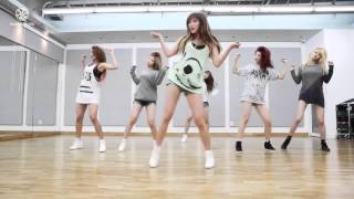 [English + Romanization] Hello Venus Wiggle Wiggle Dance Version