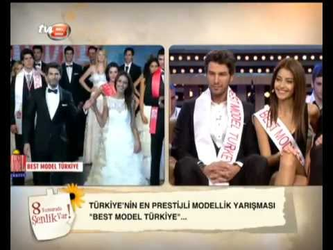 Best Model of Turkey 2011 Final (Furkan Palalı ve Tuğba Melis Turk)