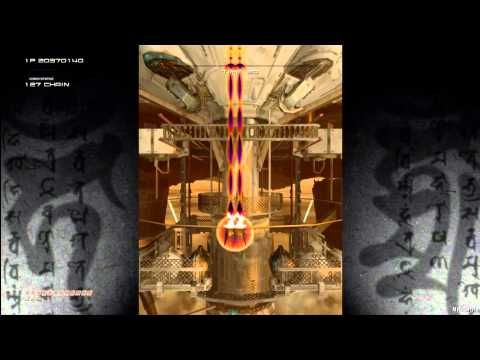 IKARUGA SUPERPLAY  - Hard difficulty - All Chapters S++ - Scoring  # 31557900 HD