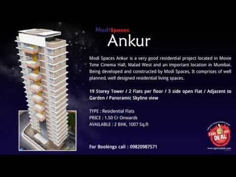 Modi Spaces Ankur @ 09820987571