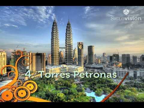 Los 7 edificios más altos del mundo