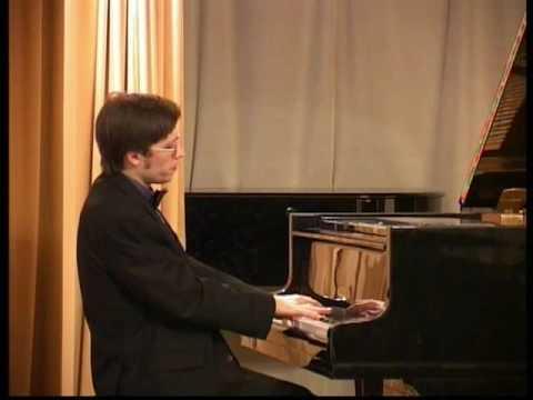 Бах Иоганн Себастьян - BWV 903 - Хроматическая фантазия и фуга (Hii)