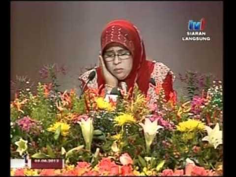 Mtq 2012 Tilawah Alquran 2012 Hari Ke-2 (kebangsaan) 5 Jun Part 2 video