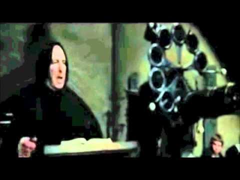 Il Sergente Severus – L'umorismo di Piton