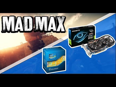 download lagu Mad Max  I5 3470 + Gtx 660  gratis