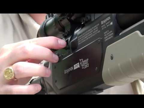 Carabina Benjamin Rogue .357 Crosman (Benjamin Rogue .357 Crosman Airgun)