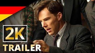 The Imitation Game - Offizieller Trailer #1 [2K] [UHD] (Deutsch/German)