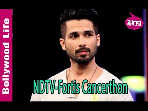 NDTV-Fortis Cancerthon, celebrities come forth in support