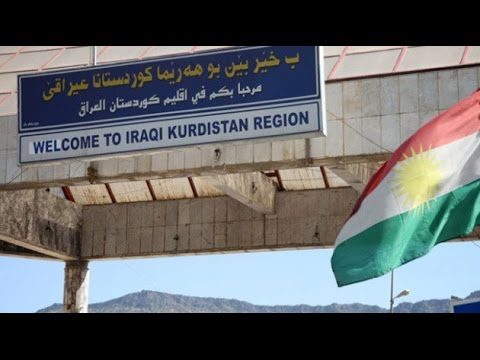 Iraqi Kurdistan   Syrian Civil War Documentary