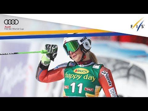 Behind The Results with Ragnhild Mowinckel | FIS Alpine