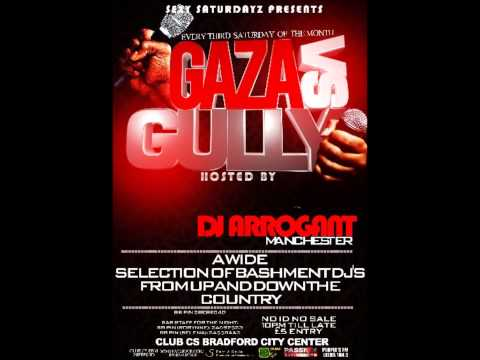 GAZA VS GULLY 16TH MARCH 2013