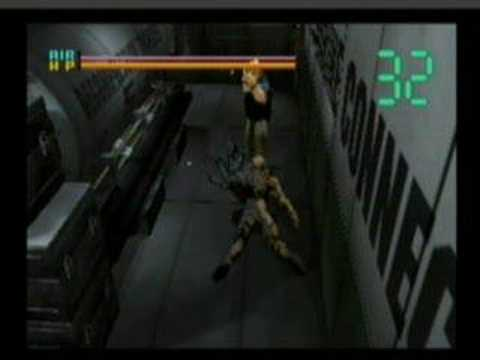 Deep Fear Sega Saturn Gameplay And Fmv Clips How To