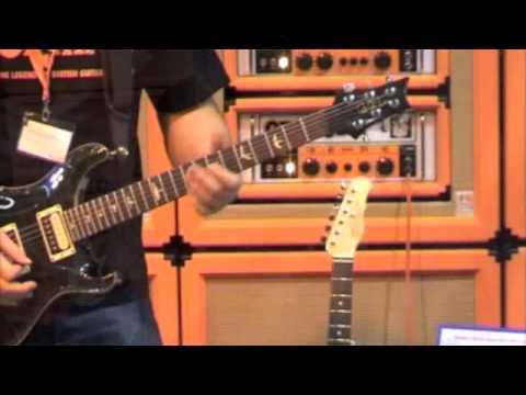 Orange Amplifiers 40th Anniversary Head Demo - With Rob Chapman