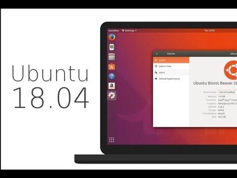 Как я обновил Ubuntu 16.04 до Ubuntu 18.04. (так же обзор Ubuntu 18.04)