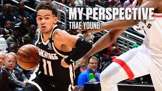 Trae Young's All-Star Court Vision Is Built In The Lab From All Angles