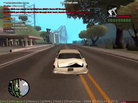 GTA SA: BOMBA HIPER-NUCLEAR. 100% REAL. 100% COOL. (SAMP)