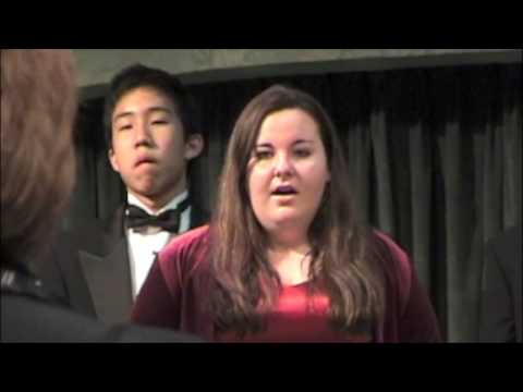 Valhalla High School Chamber singers: Signs of the Judgement