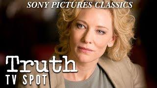 Truth   Cate Blanchett TV Spot (2015)