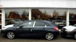 New Citroen C4 2011 (Not a promotional video or images)