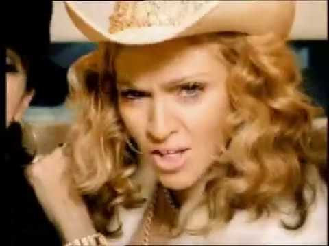Madonna Megamix video