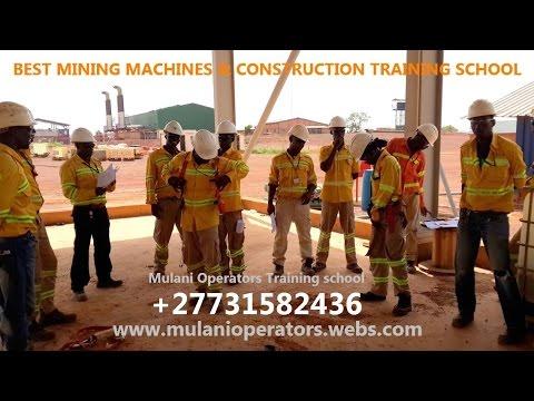 #SCHOOL 0731582436 Training of Excavator LHD Scoop TLB Secunda Witbank Mpumalanga
