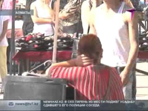 Из Алматы выдворили свыше 2 тысяч китайцев