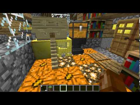 Minecraft mod showcase little blocks mod and gulliver mod combined 1