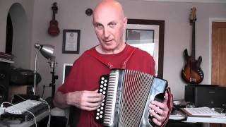 The Melodeon - A Beginner's Guide Part 1- Intro | What Is A Melodeon?