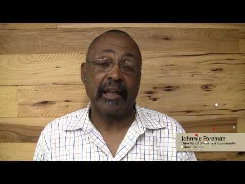 Johnnie Foreman | Director of Diversity & Community,  Gilman School - 08/18/2014