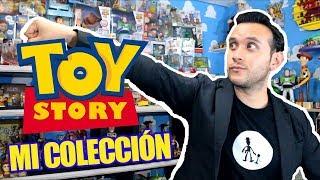 ☁️ TODA MI COLECCIÓN DE TOY STORY ☁️ // Geezuz González