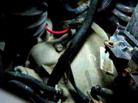 part10 replace the shift solenoid and speed switches in a dodge neon.