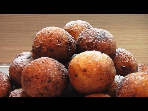 Десерт творожные шарики за 20 минут. Очень вкусно!