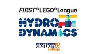 Regiofinale First Lego League Donderdag 23 november 2017 - Deltion College
