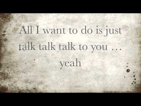 Darren Hayes - Talk Talk Talk