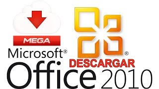 Descargar e Instalar Microsoft Office 2010 FULL (32 & 64 Bits) (Windows XP, 7 ,8 ,10) (MEGA)