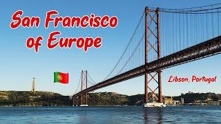 San Francisco of Europe 🇵🇹 Lisbon, Portugal Travel Vlog