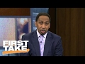 Carmelo Anthony 'Looks Bad' | First Take | February 7, 2017 MP3