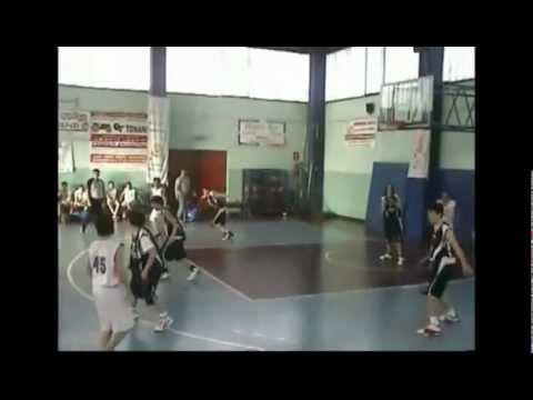 """IV Memorial Alessio Martinucci"", 3ª giornata: San Cesareo Basket 47-64 AS.SO. Sport Latina"