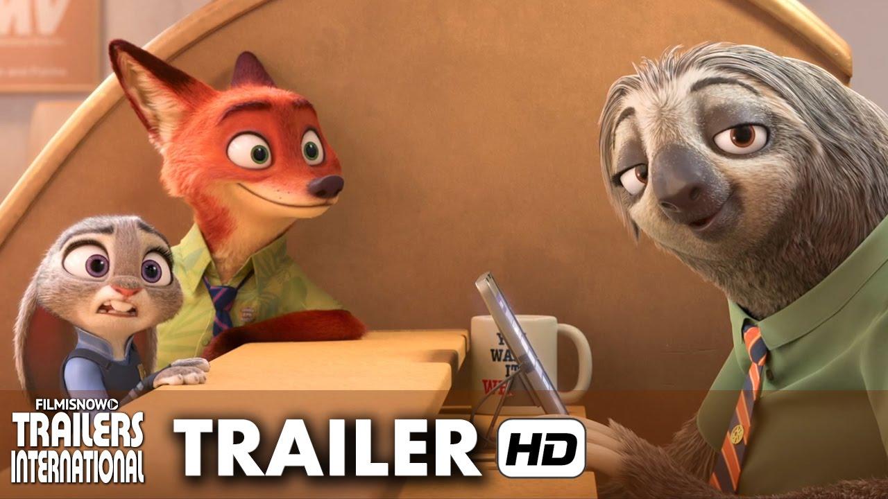 Zootopia Trailer Oficial (2016) HD