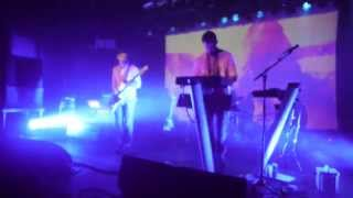 TYCHO - Past is Prologue - LIVE Vienna WUK 2014