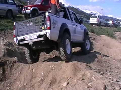 Philracing3 off road pick-up Nissan 4x4 - YouTube