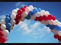 How to Make a Balloon Arch Decoration