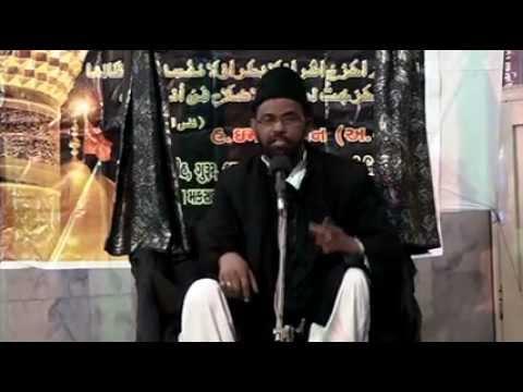 India Maulana Kamran Haider Majlis 1 Asra Muharram/Saffar 1433/2011
