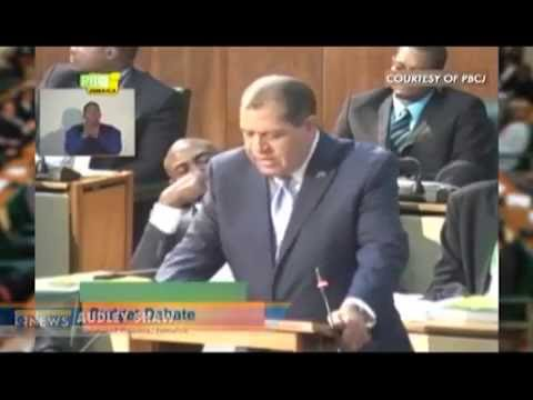 Audley Shaw says government pursuing fast–paced growth  | CEEN News | May 23, 2016