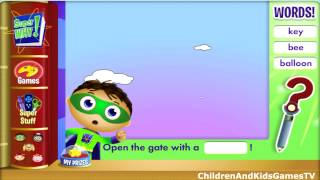 Super Why! Woofster